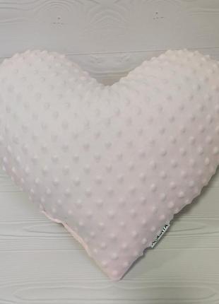 Подушка сердце 40см день святого валентина