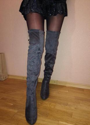 Ботфорты, сапоги, ботинки jenny fairy