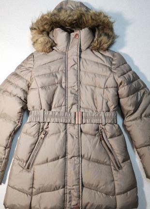 Зимнее пальто от с&а