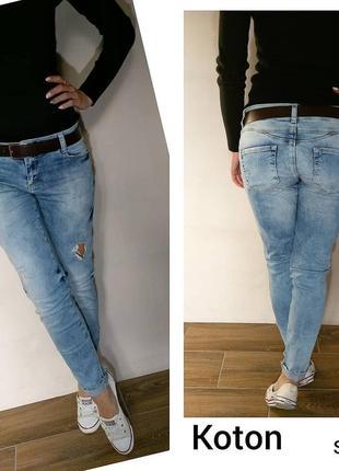 Красивые джинсики koton