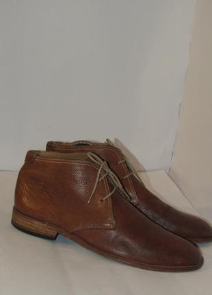 Lloid germany шикарные качественные мужские ботинки b46