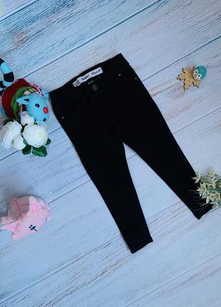 Фирменные джинсы denim co малышке 2-3 года