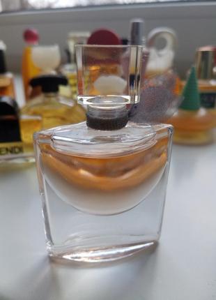 Парфюмированная вода la vie est belle lancome, миниатюра, 3 мл