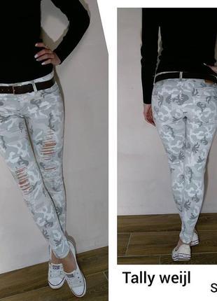 Красивые джинсы tally weijl