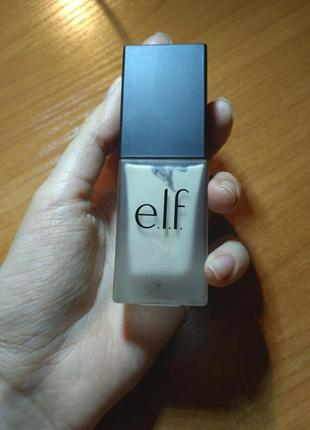 Тональная основа e.l.f. flawless finish foundation оттенок light ivory