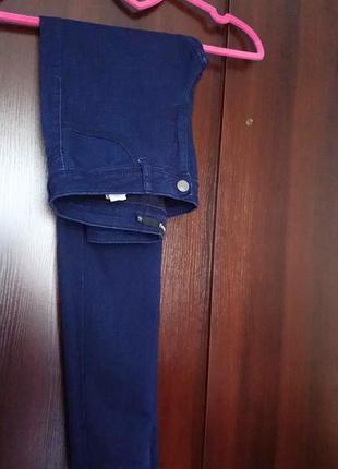 Базовые джинсы скинни, высокая посадка с-м от sinsay