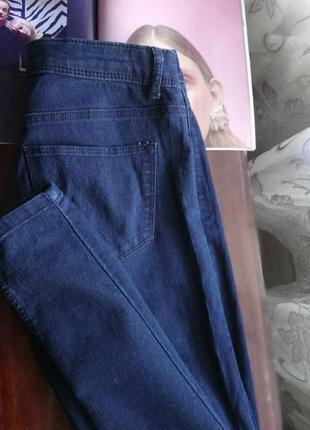 Распродаюсь♥базовые джинсы скинни,слим джинсы, высокая посадка с-м от sinsay