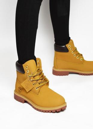 Женские ботинки timberland classic