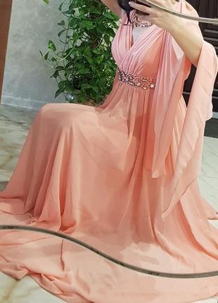 Вечірнє плаття грецький стиль