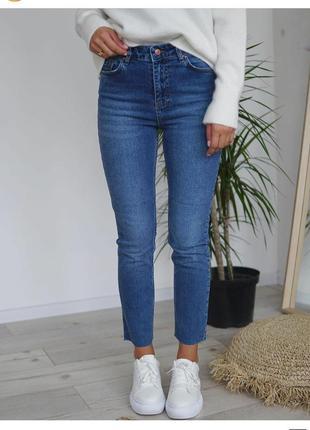Крутые джинсы скинни высокая посадка cheap monday skinny jeans