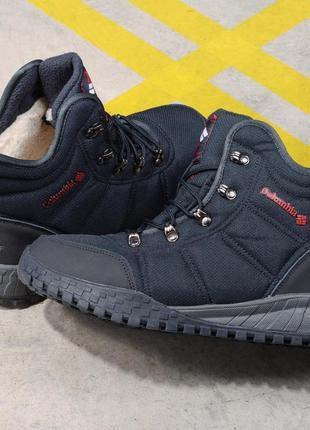 Ботинки боты черевики боти эко зима