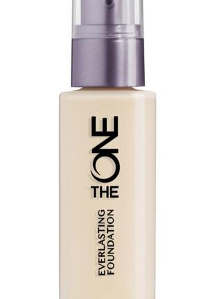 Тональная основа oriflame the one everlasting foundation