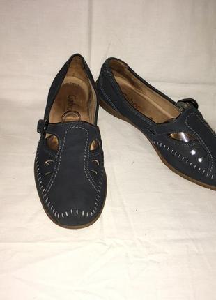 Туфли *gabor * кожа -нубук германия р.40 (26.00)