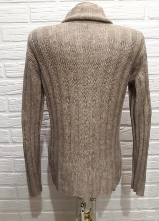 Люксовый итальянский свитер от weekend by max mara3 фото