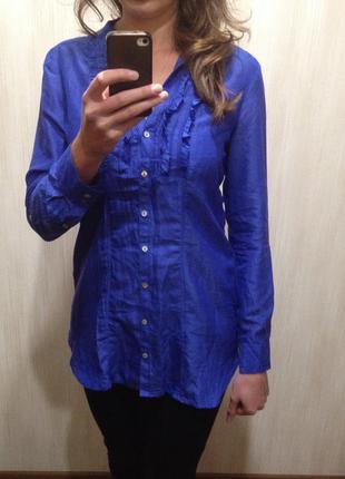 Удлиненная блуза h&m