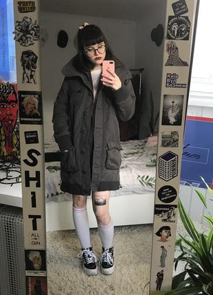 Куртка курточка зимняя парка adidas