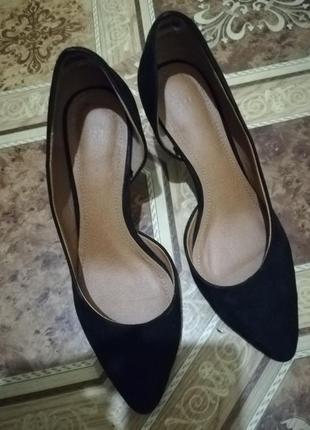 Туфли лодочки h&m