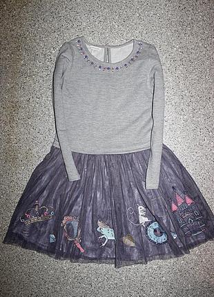 Платье монсун