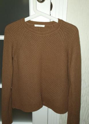 Супер свитерок от hugo boss шерсть и кашемир