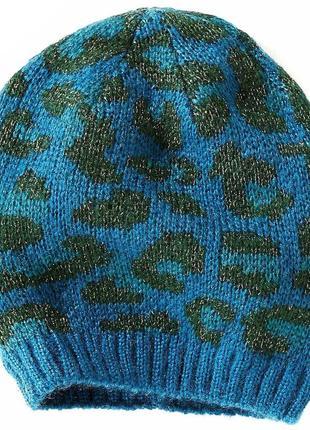Распродажа экстравагантная и яркая шапочка от tchibo, германия - деми