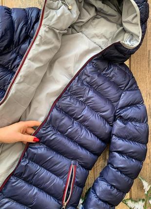 Оригинал. фирменна куртка chicoree , двухсторонняя