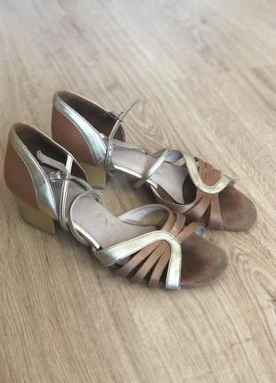 Туфлі galex для танців