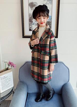 Пальто осень- весна для девочки