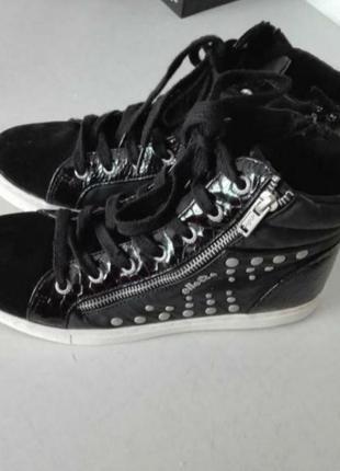 Ботинки кеды