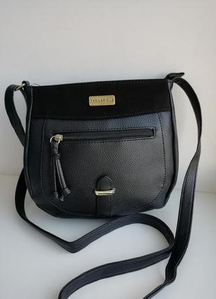 Фірмова французька сумка кросбоді ted lapidus!!! оригінал!!!