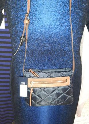 Текстильная сумка m&s
