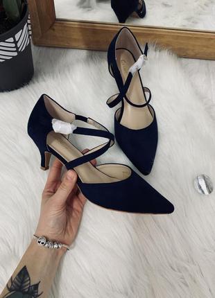 Новенькі туфлі під замш🌿