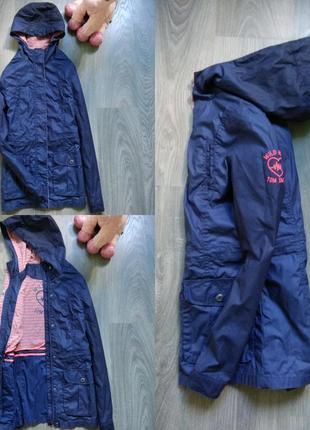 14-16л tom tailor деми парка куртка