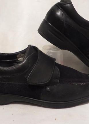 Туфли кожа xsensible 39 размер