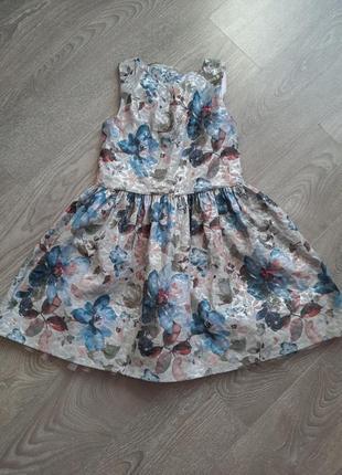 Платье next р 140