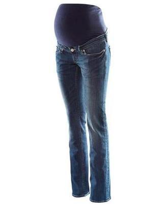Джинсы для беременных h&m, брюки штаны для беременной (вагітної)