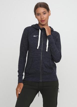 Кофта свитшот свитер худи nike psg w nsw gym vntg hoodie cre оригинал! - 40%