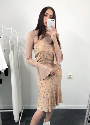 Платье комплект