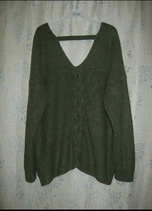 Кофта реглан полувер джемпер свитер женский6 фото