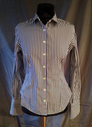 Рубашка под запонки thomas pink london оригинал
