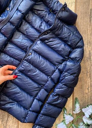 Куртка пуховик тонкий