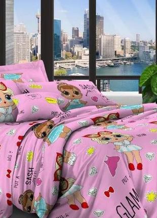 Детский комплект постельного белья, хлопок