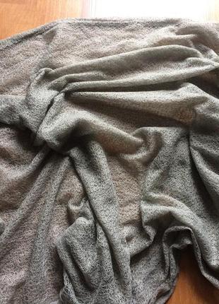 Ажурный шарф снуд simply vera vera wang