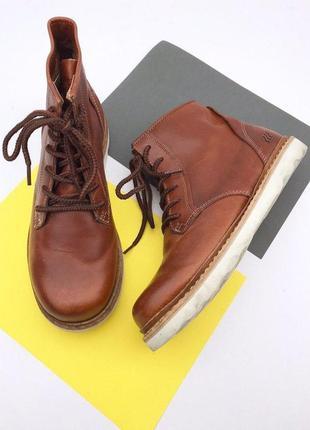 Кожаные ботинки boxfresh