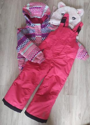 Термокомбинезон, куртка и штаны (полукомбинезон)