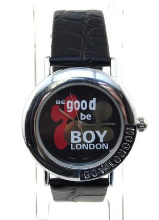 Boy london часы boy-10-w с кожаным ремешком механизм japan shiojiri