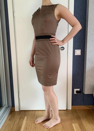 Платье-футляр bgn