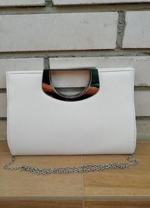 Фірмова англійська сумка кросбоді new look!!
