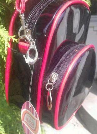 Сумка жіноча рюкзак клатч