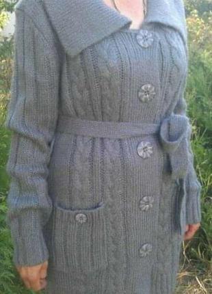 Кардиган пальто свитер