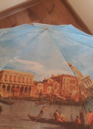 Сувенирный зонт из венеции.